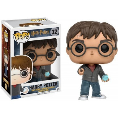 Pop! Harry Potter: Harry Potter With Prophecy FUNKO