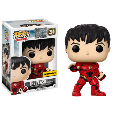 Pop! Heroes: DC Justice League - Unmasked Flach Exclusive FUNKO