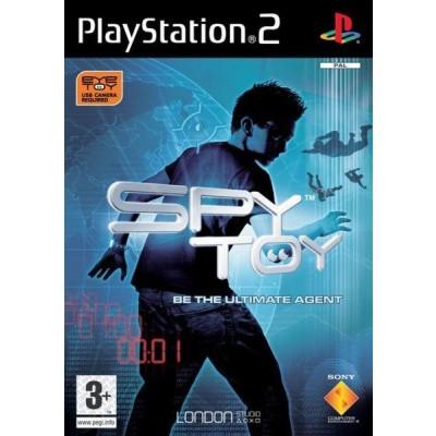 Spy Toy PS2