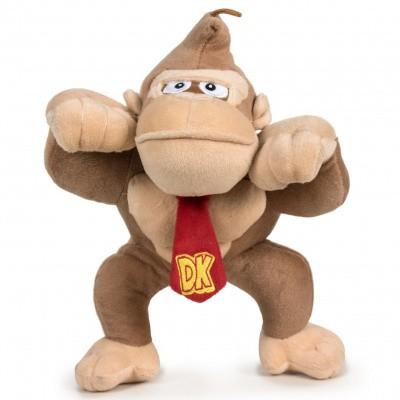Super Mario - Donkey Kong Pluche 30cm PLUCHES
