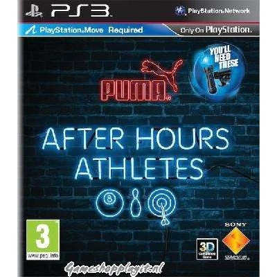 After Hours Athletes (Move) PS3