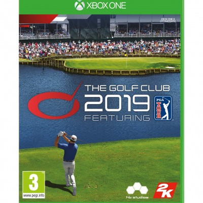 Foto van The Golf Club 2019 XBOX ONE