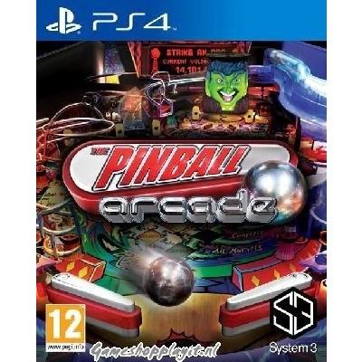 Foto van The Pinball Arcade PS4