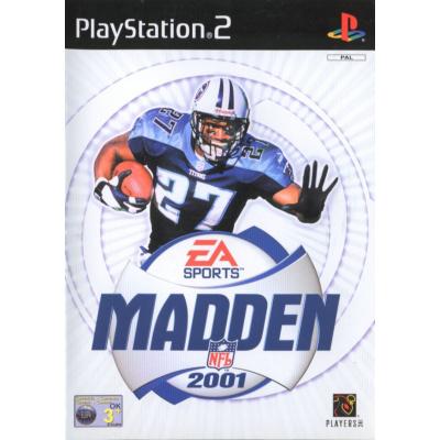 Foto van Madden Nfl 2001 PS2