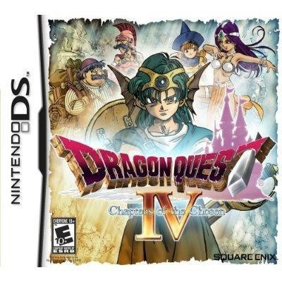 Dragon Quest The Chapters Of The Chosen NDS