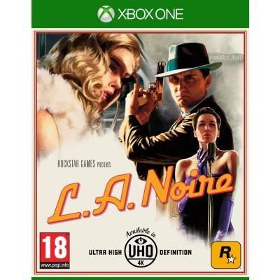 Foto van L.A. Noire (French) Xbox One