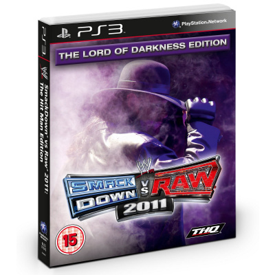 Smackdown Vs Raw 2011 The Lord Of Darkness Edition PS3