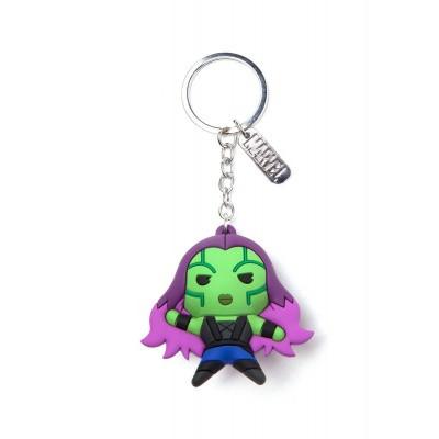 Foto van Marvel: Gamora Kawaii 3D Rubber Keychain