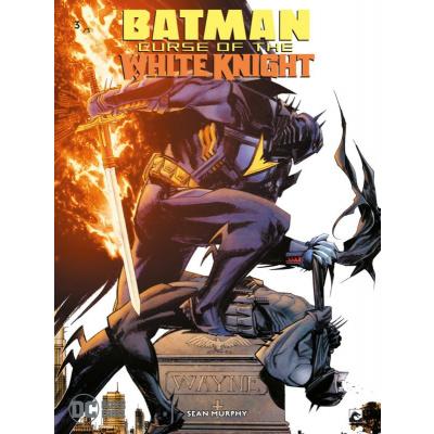 DC: Batman Curse of the White Knight 3 (NL-editie) COMICS