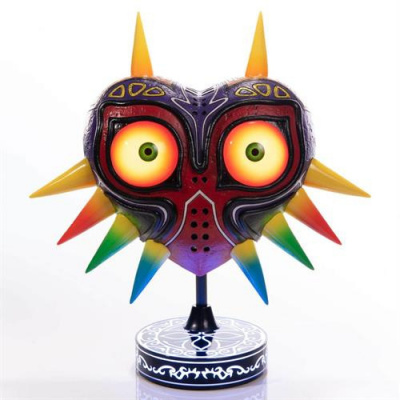 Legend of Zelda Majora's Mask Collector's Edition PVC Statue - First 4 Figures