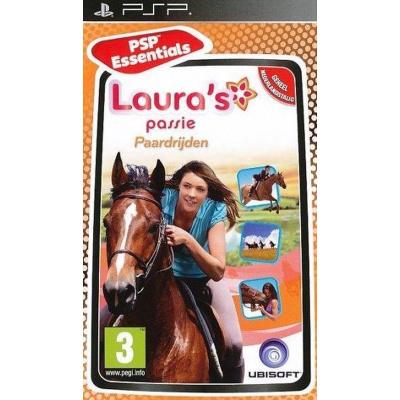 Laura's Passie Paardrijden (Essentials) PSP