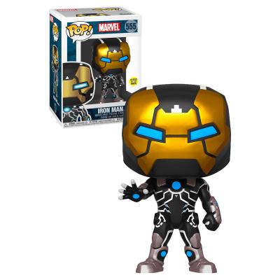 Pop! Marvel: Iron Man Model 39 Glow In The Dark FUNKO