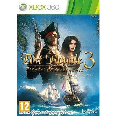 Foto van Port Royale 3 XBOX 360