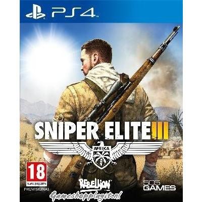 Foto van Sniper Elite III PS4
