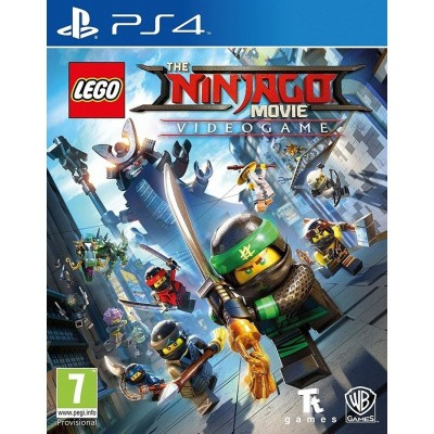 Foto van Lego Ninjago Movie Videogame PS4