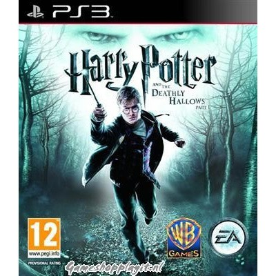 Foto van Harry Potter And The Deathly Hallow Part 1