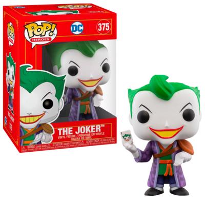 Foto van Pop: Heroes: DC Comics - Imperial Palace Joker FUNKO