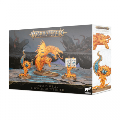 Foto van Endless Spells: Disciples of Tzeentch WARHAMMER AOS