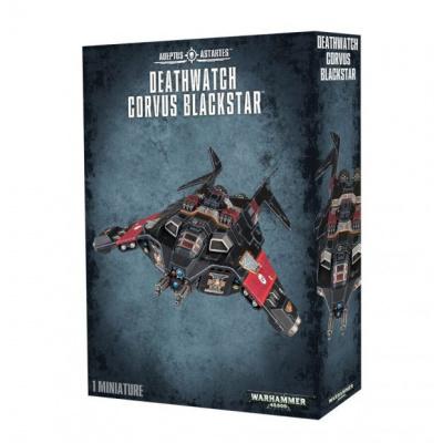 Deathwatch Corvus Blackstar WARHAMMER 40K