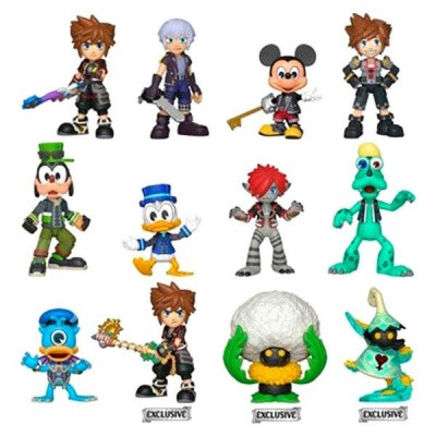 Funko Mystery Minis: Kingdom Hearts 3 Exclusive