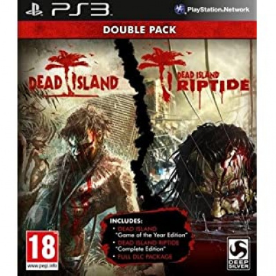 Dead Island Double Pack (Dead Island + Dead Island Riptide) PS3