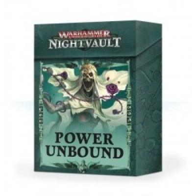 Foto van Nightvault Power Unbound WARHAMMER UNDERWORLDS