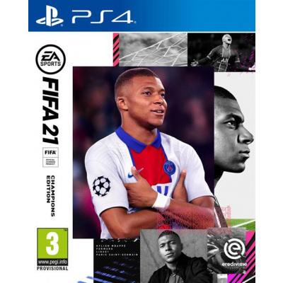Foto van FIFA 21 Champions Edition PS4