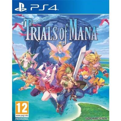 Foto van Trials Of Mana PS4