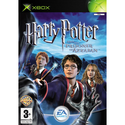 Foto van Harry Potter En De Gevangene Van Azkaban XBOX