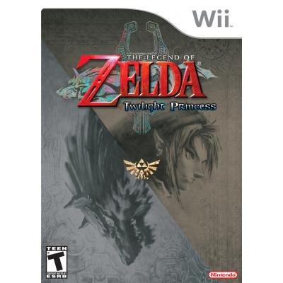 Foto van The Legend Of Zelda Twilight Princess (Import) WII