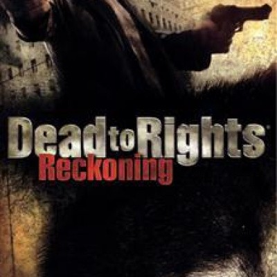 Foto van Dead To Rights PSP