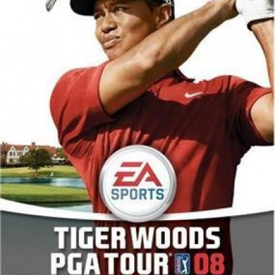 Foto van Tiger Woods Pga Tour 08