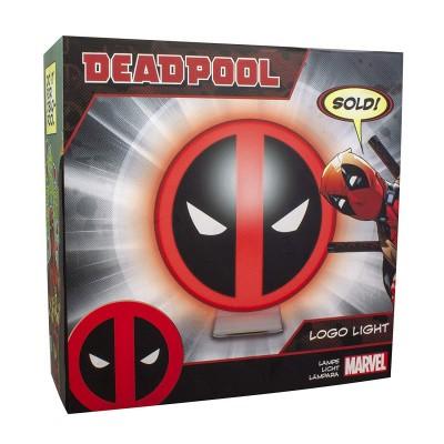 Marvel Deadpool - Logo Light MERCHANDISE