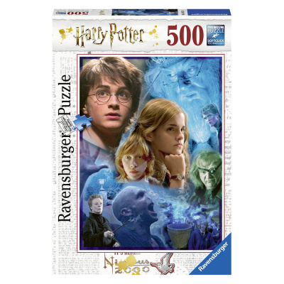 Harry Potter in Hogwarts Puzzle 500pc PUZZEL