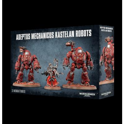 Adeptus Mechanicus Kastelan Robots WARHAMMER 40K