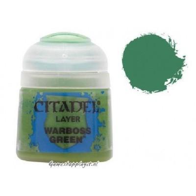 Citadel Layer - Warboss Green CITADEL