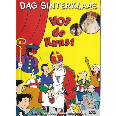 Foto van VOF De Kunst Dag Sinterklaas DVD