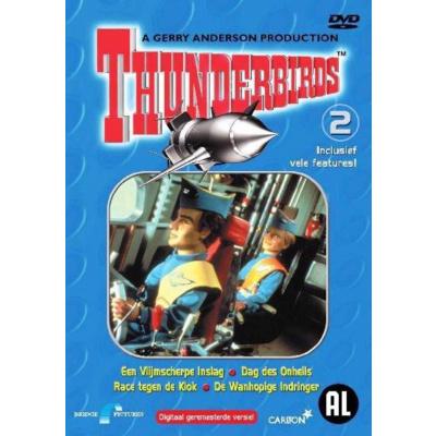 Foto van Thunderbirds 2 DVD