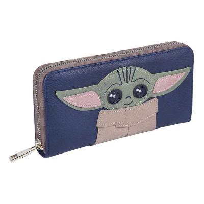 Star Wars The Mandalorian - Yoda Child Wallet MERCHANDISE