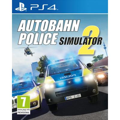 Foto van Autobahn Police Simulator 2 PS4