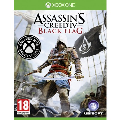 Assassin's Creed 4: Black Flag (Greatest Hits 2) Xbox One