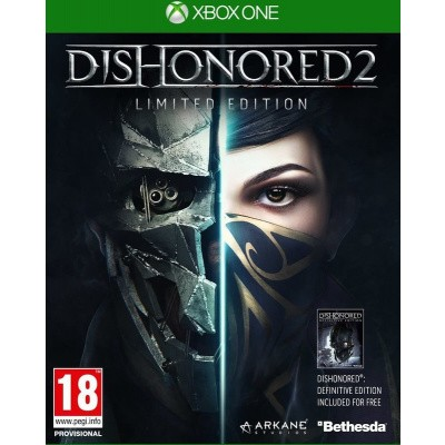 Dishonored 2 Limited Edition XBOX ONE