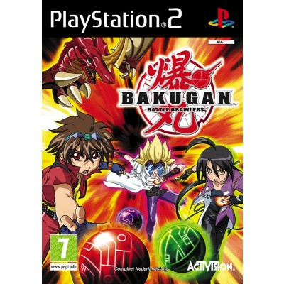 Foto van Bakugan Battle Brawlers PS2