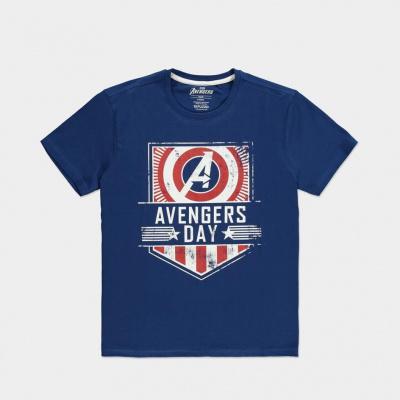 Foto van Marvel - Avengers Day - Men's T-shirt - L