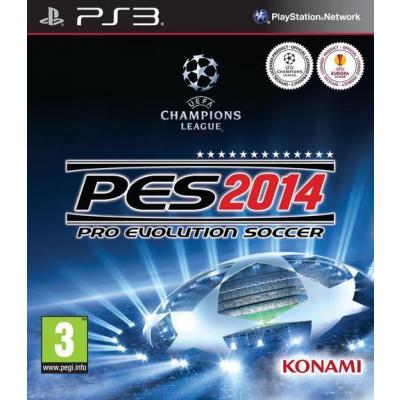 Pro Evolution Soccer 2014 (Pes 2014) PS3