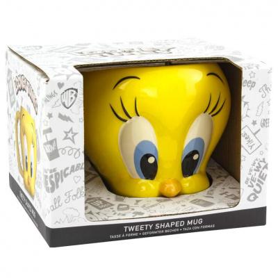 Warner Bros: Looney Tunes - Tweety 3D Mug MERCHANDISE