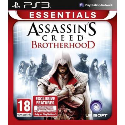 Assassin's Creed Brotherhood (Essentials) PS3