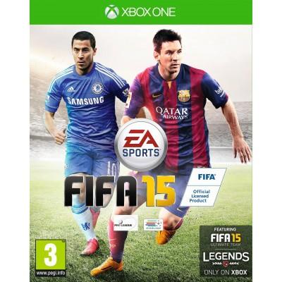 Foto van FIFA 15 Xbox One