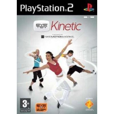 Eye Toy Kinetic PS2