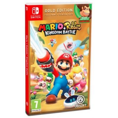 Mario + Rabbids Kingdom Battle Gold Edition SWITCH